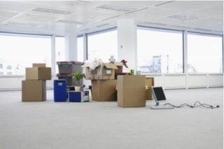 commercial movers to help office relocation