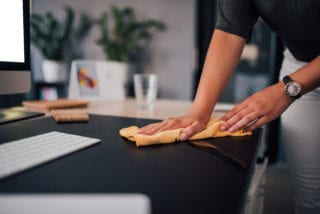 tips for maintaining office cleanliness after COVID-19