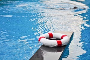 common swimming pool accidents